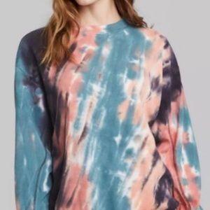 wild fable Tops - Wild fable tie dye sweatshirt